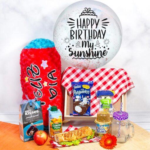 Desayuno sorpresa Birthday