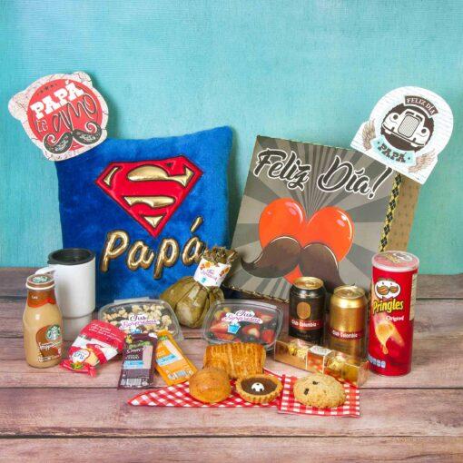 Super Papá- Desayunos sorpresa para el día del padre