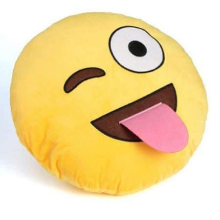 Emoji de almohadas