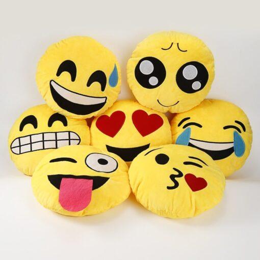 Emoji Almohadas-detalles a domicilio