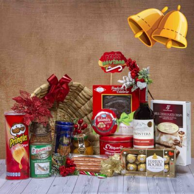 Ancheta Dulce Navidad-regalos sorpresa a domicilio