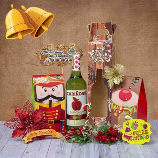 Duo navideño- regalos sorpresa bogota