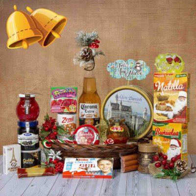 Ancheta Felices Fiestas | Regalos sorpresa a domicilio