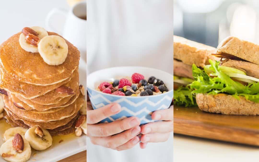 Desayuno: Un trozo de felicidad en tus manos