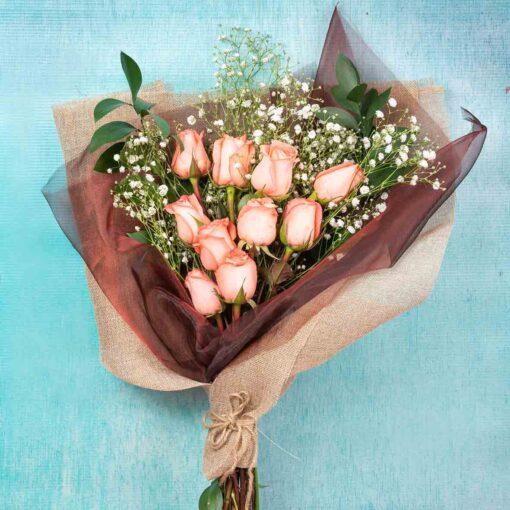 Ramo de rosas para tus sorpresa