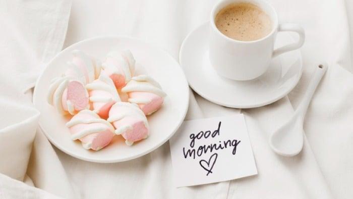 Desayuno sorpresa sencillo