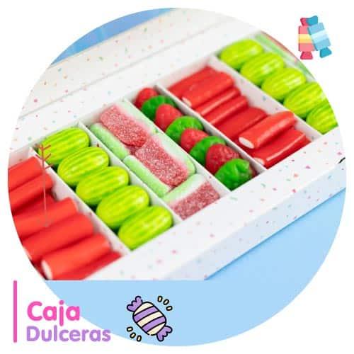 cajitas para dulces