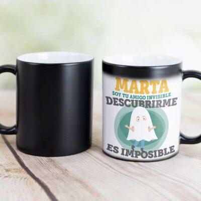 Mug Mágico Personalizado-Desayunos sorpresa de cumpleaños