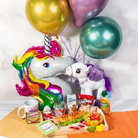 desayunos sorpresa unicornio