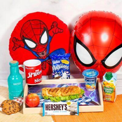 desayunos sorpresa para niños de cumpleaños