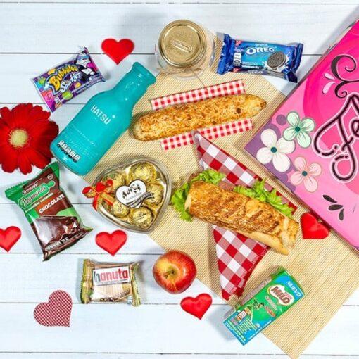 cumpleaños desayuno sorpresa para niñas